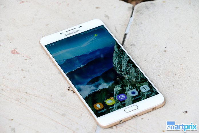 Samsung Galaxy C9 Pro revisión en profundidad con precio de india