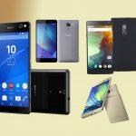 Mejores teléfonos inteligentes con menos de 25.000 INR (octubre de 2015)