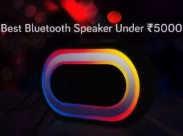 10 mejores altavoces Bluetooth por debajo de Rs 5,000 que puedes comprar en India