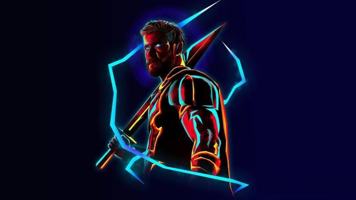 Fondos de pantalla de Marvel Thor