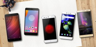 Los mejores teléfonos con batería grande por debajo de 15.000 INR en India (febrero de 2017)