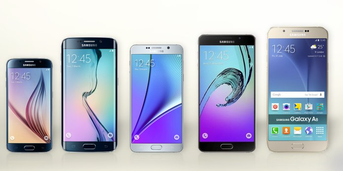 Las mejores ofertas de teléfonos inteligentes de Samsung
