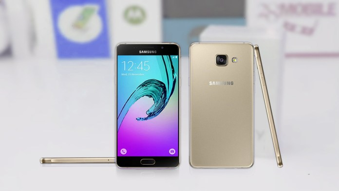 Samsung Galaxy A5 2016 mejor teléfono con menos de 25K
