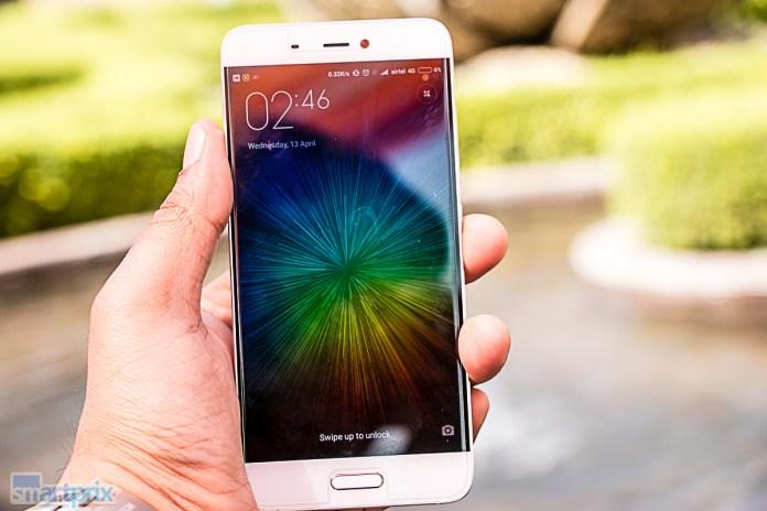 Xiaomi Mi 5: mejor teléfono por debajo de 25.000 INR
