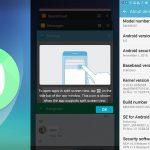 Galaxy Note 5 recibe la actualización OTA TouchWiz Marshmallow