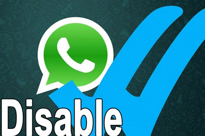 Cómo deshabilitar las marcas azules de los recibos de lectura en WhatsApp