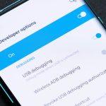 Cómo habilitar las opciones de desarrollador y la depuración de USB en OnePlus 8/8 Pro