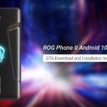 Descargue la actualización de seguridad del Asus ROG Phone 2 de septiembre de 2020 (V17.0240.2009.49)