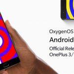 Descargue la actualización OnePlus 3 / 3T Android Pie (OxygenOS 9.0.6)