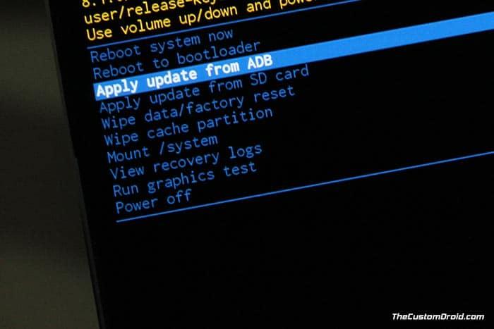 Instale One UI Beta en Samsung Galaxy Note 9 - Paquete OTA de carga lateral