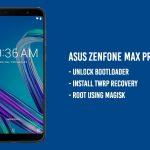 Desbloquear el gestor de arranque, instalar TWRP y rootear Asus Zenfone Max Pro M1