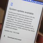 Cómo instalar la actualización de diciembre de Xiaomi Mi A1 (N2G47H.7.12.7)