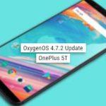 Cómo instalar OxygenOS 4.7.2 en OnePlus 5T (actualización completa de ROM + OTA)