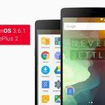 Cómo instalar la actualización OxygenOS 3.6.1 en OnePlus 2