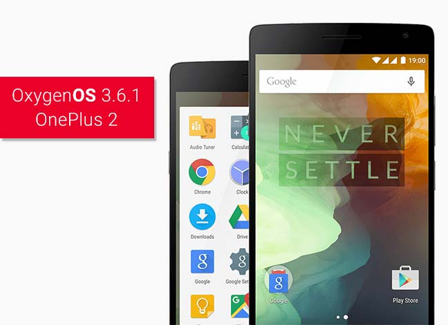 How to Install OxygenOS 3.6.1 Update on OnePlus 2