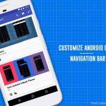 Cómo personalizar Android Oreo NavBar sin root