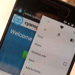 Gello – El navegador nativo CyanogenMod [APK Download]