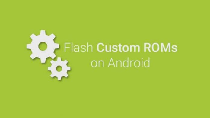 How to flash custom ROM on Android