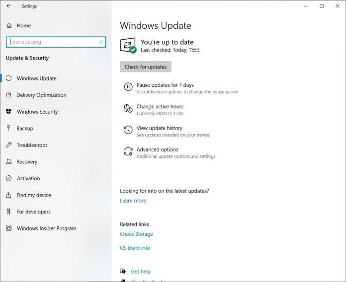 Resuelto: actualización acumulativa de Windows 10 KB4592438 descarga atascada, no se pudo instalar