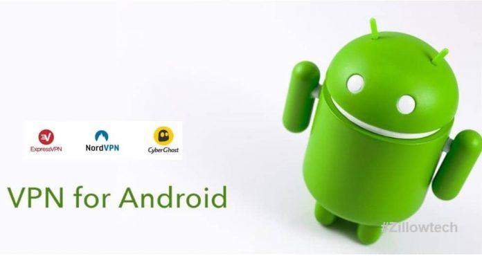 La mejor VPN más rápida para Android (Top 3 VPN para Android 2020)