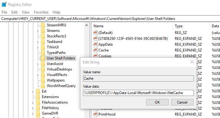 Word no pudo crear el ajuste del registro del archivo de trabajo