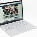 Revisión de la computadora portátil Surface de Microsoft: felpa, diseño premium en una categoría competitiva