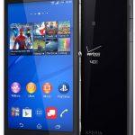 Revisión del teléfono inteligente Sony Xperia Z3v para Verizon Wireless