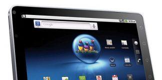 Análisis de la tableta Android ViewSonic ViewPad 7