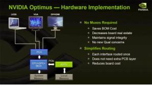 Vista previa de la tecnología móvil NVIDIA Optimus