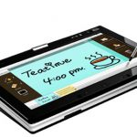 Tablet Netbook Asus Eee PC T91 con pantalla giratoria