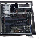Sistema de juegos de rendimiento Dell XPS 710 H2C