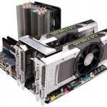 Revisión de GeForce GTX 690: GPU NVIDIA GK104 duales