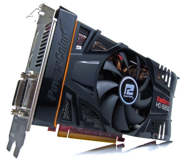 Resumen de AMD Radeon HD 6870 y 6850 overclockeado