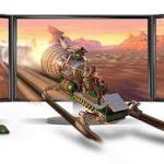 NVIDIA 3D Vision Surround está aquí