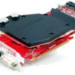 Radeon HD 4890 LCS refrigerada por líquido PowerColor