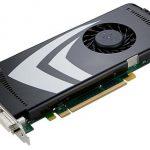 Resumen de NVIDIA GeForce 9600 GT: PNY, MSI, ASUS