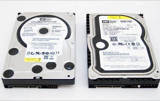 Western Digital Caviar RE2 750 GB