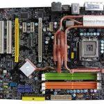 Placa base MSI P35 Platinum