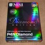 Placa base MSI P4N Diamond nForce4-SLI