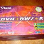 Unidad de DVD + R / RW AOpen DRW4410