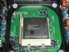 Pentium 4 de Intel con bus de 533 MHz y el chipset i850E