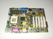 Placa madre CS60EC i815EP de DFI