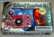 Paquete de energía GeForce3 de Gainward !!!  Muestra de oro