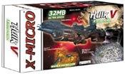 XMicro Hulk V GeForce 2 MX