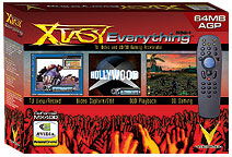 VisionTek XTasy Everything 5564 Personal Cinema