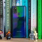 Revisión del Samsung Galaxy A21s: INCLUSO más barato este día del boxeo