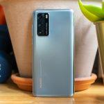 Revisión de Huawei P40: brillo reducido