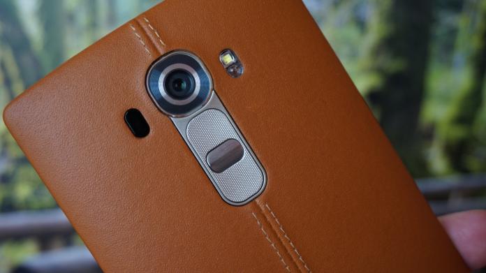 Teléfono LG G4: descatalogado y olvidado