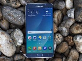 Revisión de Samsung Galaxy Note 5