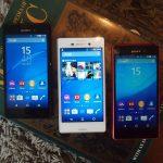 Revisión de Sony Xperia M4 Aqua